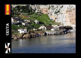 Ceuta City View New Postcard - Ceuta