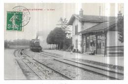 Saint-Etienne La Gare - Altri Comuni