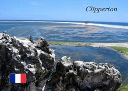 Clipperton Island View New Postcard - Autres