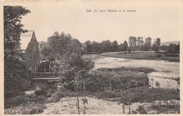Izel. Le Vieux Moulin Et La Semois. Scan - Non Classés