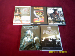 PROMO  5 DVD ° POUR 10 EUROS °  LOT 41 - Collections & Sets