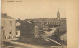 VILLANCE : Le Centre - Cachet De La Poste 1933 - Libin