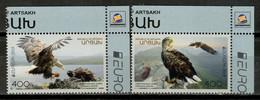 Artsakh Nagorno-Karabakh 2019 Artsaj / Birds Europa CEPT MNH Aves Vögel Oiseaux Uccelli / Cu16030  31-22 - Unclassified