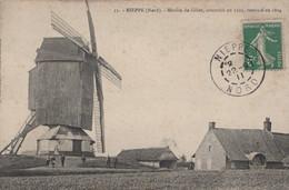 CPA - SELECTION  - NIEPPE - Moulin Du Gibet Construit En 1505, Restauré En 1804 - Other Municipalities