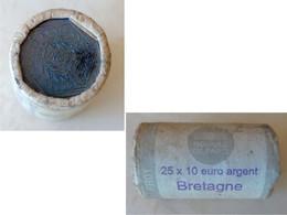 GROS LOT DE 121 PIECES 10 EUROS EN ARGENT MASSIF - France