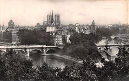 75-PARIS LA CITE LE PONT NEUF NOTRE DAME-N°4484-H/0353 - Sonstige