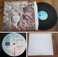 "RARE French MAXI 45 RPM (12"") FRANCOISE HARDY (Special Disco Mix Version, 1978) - 45 Rpm - Maxi-Single"