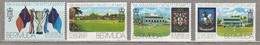 BERMUDA 1976 Sport Cricket MNH(**) Mi 332-335 #28168 - Bermudas