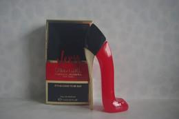 MINIATURE  GOOD GIRL VERY/CAROLINA HERRERA - Miniaturen Damendüfte (mit Verpackung)