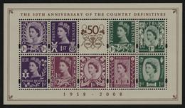 Großbritannien - Schottland 2008 - Mi-Nr. 102-104 I ** - MNH - Regionalmarken - Escocia