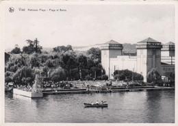 Visé Robinson Plage Ancienne Carte Postale- Cp - Visé