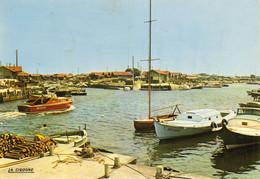 GUJAN-MESTRAS   Le Port    Edit La Cigogne - Other Municipalities