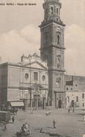 NAPOLI PIAZZA DEL CARMINE FORMATO PICCOLO ANIMATA - Napoli (Naples)