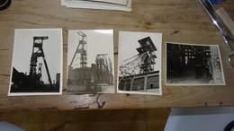 Lot De 4 Photos Sur Mines Pas De Calais ................ 4645 - Mines