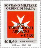 2009 - 975 Pro Terremotati - Malte (Ordre De)