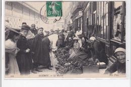 GUERET : Le Marché - Très Bon état - Guéret