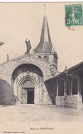 Loire : NOIRETABLE : église - Noiretable