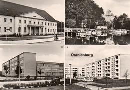 DC2622 - Ak Oranienburg Post Bootshafen Oberschule U.a. - Oranienburg