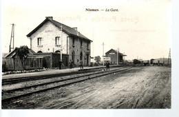 Nismes  La Gare - 2 Scans - Viroinval