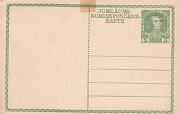 Austria Österreich AUTRICHE 1908 ENTIER POSTAL/GANZSACHE - Enteros Postales