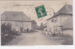 LA VEZE : Le Café BOGNON - Très Bon état - Autres Communes