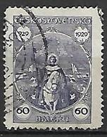 TCHECOSLOVAQUIE   -  1929.   Y&T N° 259 Oblitéré. - Gebruikt