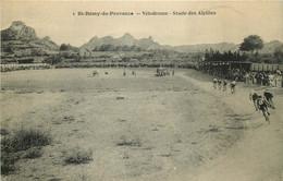 BOUCHES DU RHONE  SAINT REMY DE PROVENCE  Vélodrome Stade Des Alpilles - Saint-Remy-de-Provence
