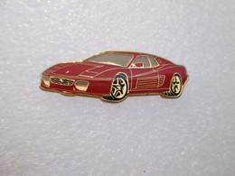 PIN'S     FERRARI  512 TR - Ferrari