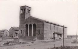PLACE DURUTTTE - METZ-PLANTIERES - AVANT LES CONSTRUCTIONS  ENTRE 1952 ET 1955 - MOSELLE -  (57)  - CPSM DENTELÉE.. - Metz