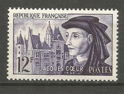 Timbre France Neuf ** N 1034 - Nuovi