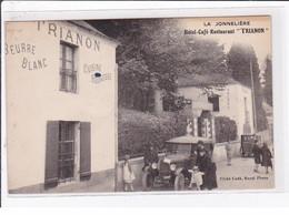 """LA JONNELIERE - NANTES : Hotel-café Restaurant """"Trianon"""" - Très Bon état - Otros Municipios"""