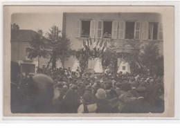 BADONVILLER : Carte Photo Du Bapteme Des Cloches En 1924 - Très Bon état - Other Municipalities
