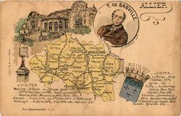CPA Souvenir (666244) - Vichy