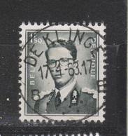 COB 924 Centraal Gestempeld Oblitération Centrale DE KLINGE - 1953-1972 Glasses