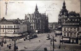 Anvers - Rue Leys (Nels, Série 25 N° 12) (-1921) - Antwerpen