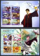 Taiwan, Formosa, 2004, Harry Potter, Prisoner Of Azkaban, MNH, Michel Block 104-105 - Sin Clasificación