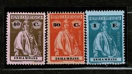 Inhambane, 1914, # 84/6, MH - Inhambane