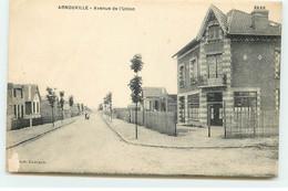 ARNOUVILLE - Avenue De L'Union - Andere Gemeenten
