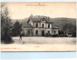 88 BUSSANG - La Gare - Bussang