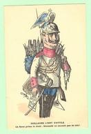 R137 - Militaria - Guerre 1914-18 - Illustration Satirique, Caricature, Humour - Guillaume L'oint D'Attila - War 1914-18