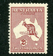 Australia MNH 1945 Kangaroo -Map Redrawn - Mint Stamps