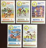 Kenya 1987 All Africa Games MNH - Kenya (1963-...)