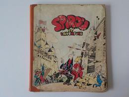 1948 Album Spirou Et L' Aventure Spirou Et Fantasio Edit Dupuis Les Aventures De Spirou Par Jije - Spirou Magazine