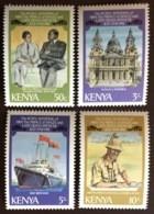 Kenya 1981 Royal Wedding MNH - Kenya (1963-...)