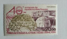 TAAF PA  N° 102   Y&T  NEUF **  GOMME FRAICHEUR POSTALE - Luchtpost