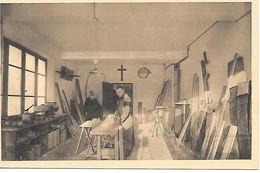 A/191        89        Ste-maris De La Pierre Qui Vire -   Les Ateliers - La Menuiserie - Autres Communes
