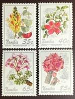 Namibia 1994 Flowers MNH - Non Classificati