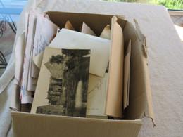 Boite D'enveloppe Moderne - Stamp Boxes