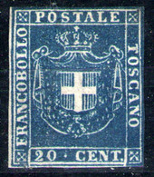 Toscana Nº 20.  Año 1860 - Toskana