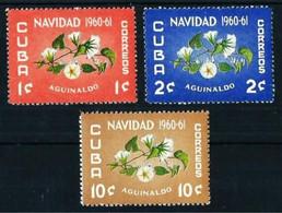 Cuba Nº 547/49 Nuevo - Ungebraucht